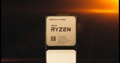 AMD представила серию процессоров Ryzen 5000 на базе Zen 3